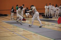 Francis vs Julien en finale 8