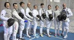2016-11-13 Esquadra Fleuret - Épée m