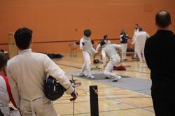 Francis vs Julien en finale 18