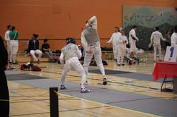 Francis vs Julien en finale 1