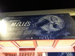 Musée éphémère du Cinéma, 2017