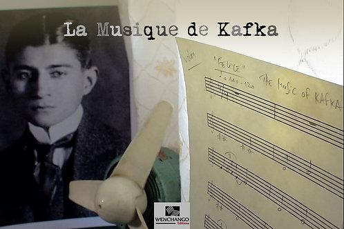 La Musique de Kafka : Livre + CD