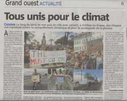 Marche pour le Climat 2
