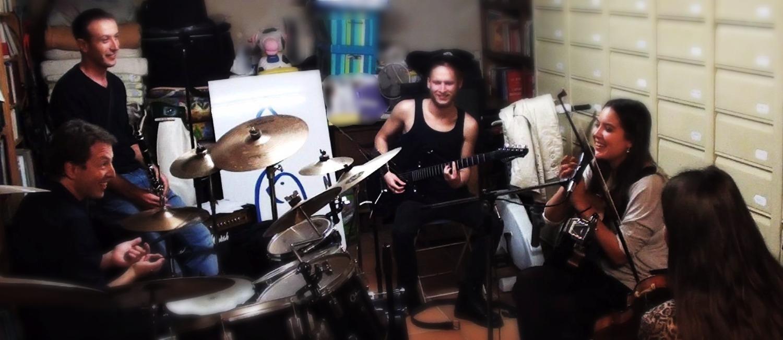 Tereza Holubova Band, 2015