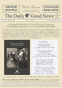 THE DAILY GOOD NEWS / 5