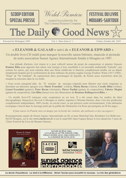 THE DAILY GOOD NEWS / 6