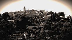 La skyline de Mougins