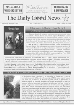 THE DAILY GOOD NEWS / 3
