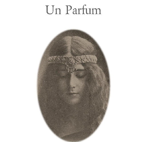 Un Parfum : Livre + CD