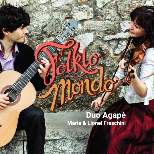Folklomondo - Duo Agapè