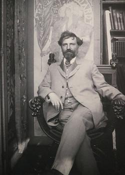 Alfons Mucha, Paris