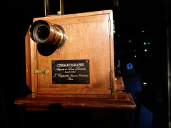 Cinématographe, 1895