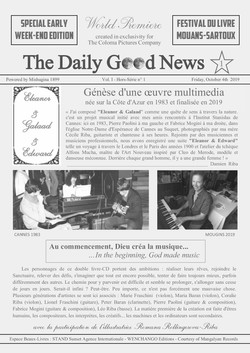 THE DAILY GOOD NEWS / 1