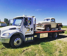 Flatbed towing of a classic beauty 😍 19