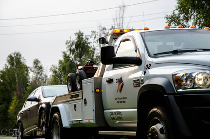 Towing Spruce Grove