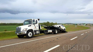 Deck Truck Towing