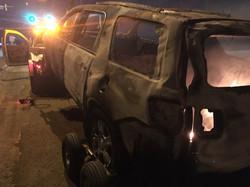 Burnt Vehicle