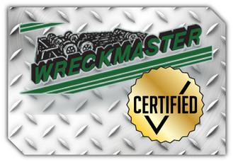 Wreckmaster Certified