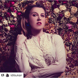 Eleanor Tiernan Photo shoot by Idil Sukan