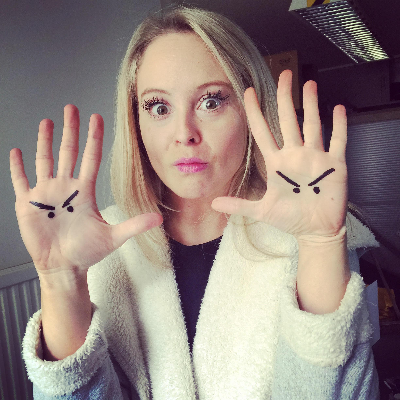 Hand Sanitiser Promo