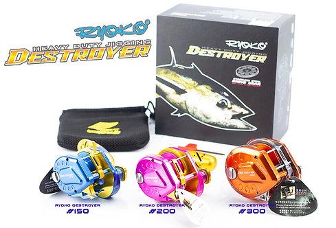 Ryoko Destroyer