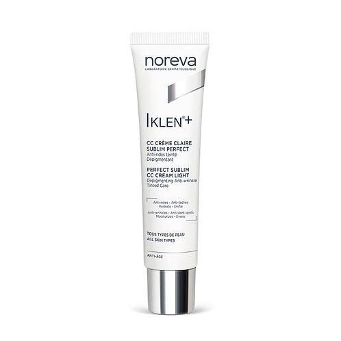 IKLEN+ CC CREMA FACIAL CON COLOR  40 ML