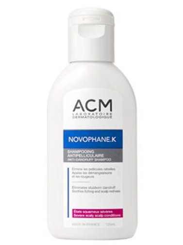 NOVOPHANE K SHAMPOO  125ml