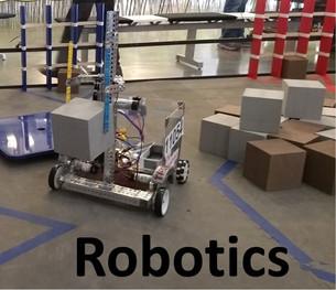 FTC and FRC Robotics Teams