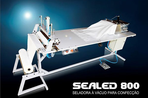 SELADORA À VÁCUO - SEALED 800