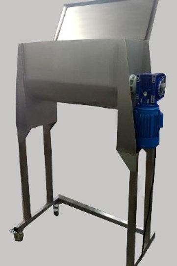 RIBBON BLENDER HORIZONTAL - 60 litros