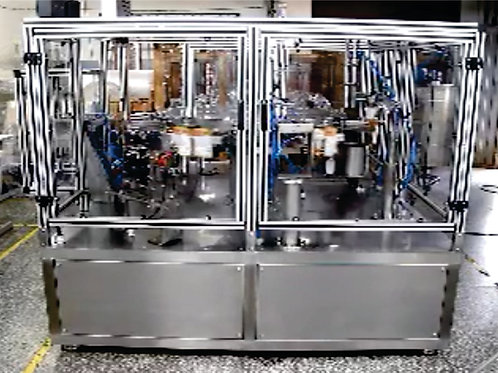 DOSADORA STANDUP POUCH MACHINE  Mod. PCH 4K DUPLEX MODEL CIA MÁQUINAS