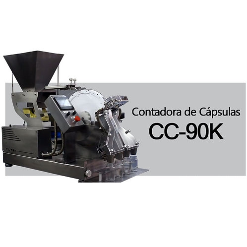 CONTADORA DE CAPSULAS CC 90K CIA MÁQUINAS