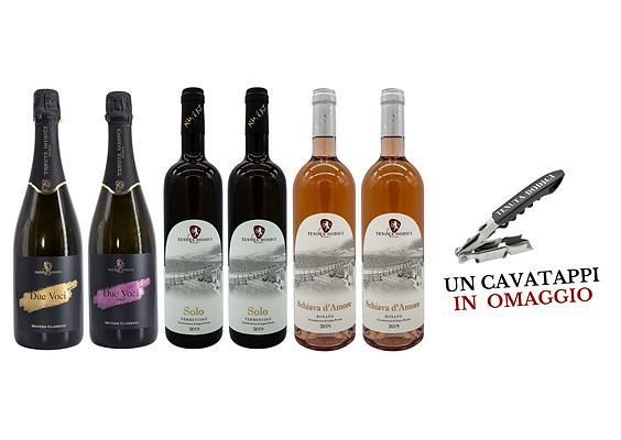 """Set di vini """"Scelta degli Esperti"""""""