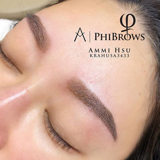 Manual ombré powder brow $500 (4-8week touch up appt included)_Brow correction_ $100-$300 (Please consult)_Brows will fade 20-40% in color a
