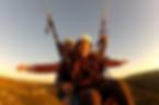 vol avec vu sur le viaduc de millau