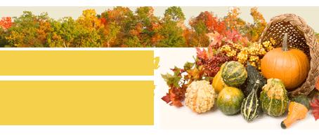 Abundant Thanksgiving Blessings