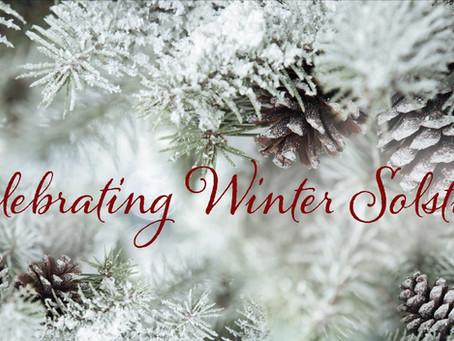 Welcoming Winter Solstice 2019