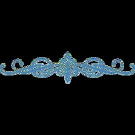 flor de lis Blue.png