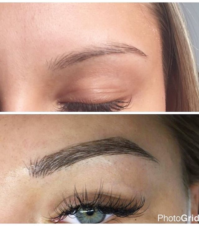 MICROBLADING -FULL BROWS