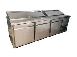 Mesón Refrigerado con Azafates