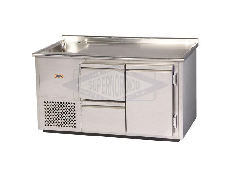 Mesón refrigerado con Pozeta