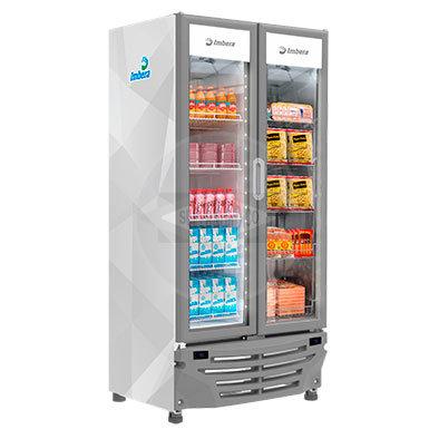 Refrigerador y Congelador VCR26