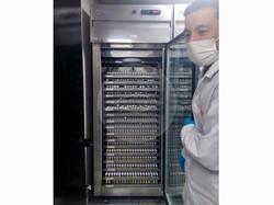 Refrigerador Almacenamiento Muestras