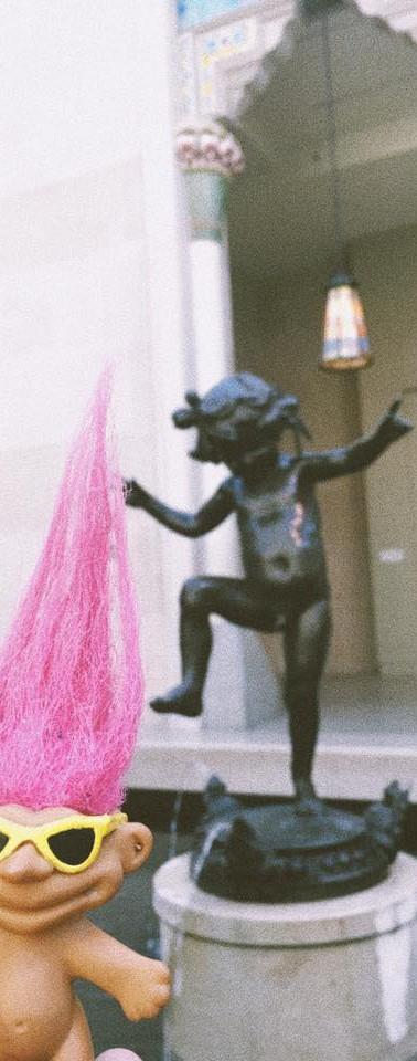 Troll in the Met