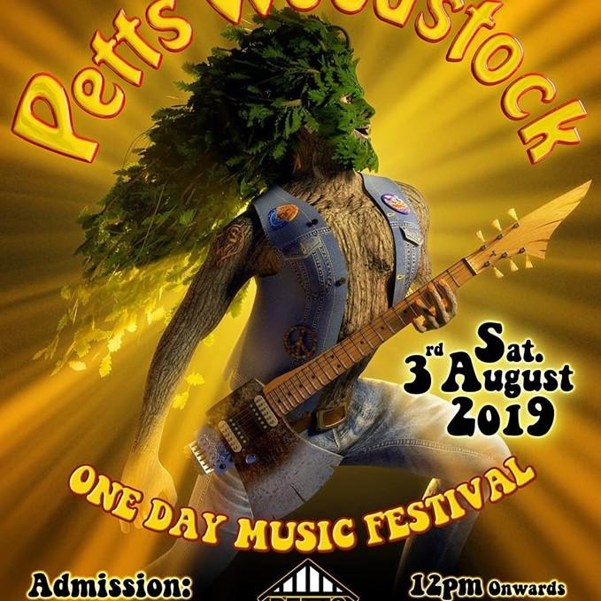 Petts Woodstock 2019
