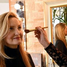 JC Christophers Makeup Application