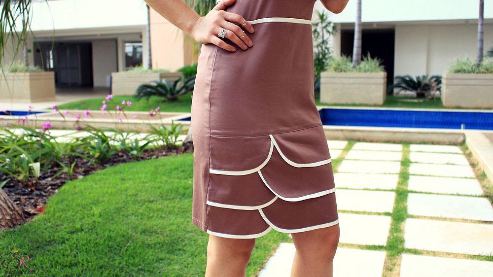 Vestido-nude