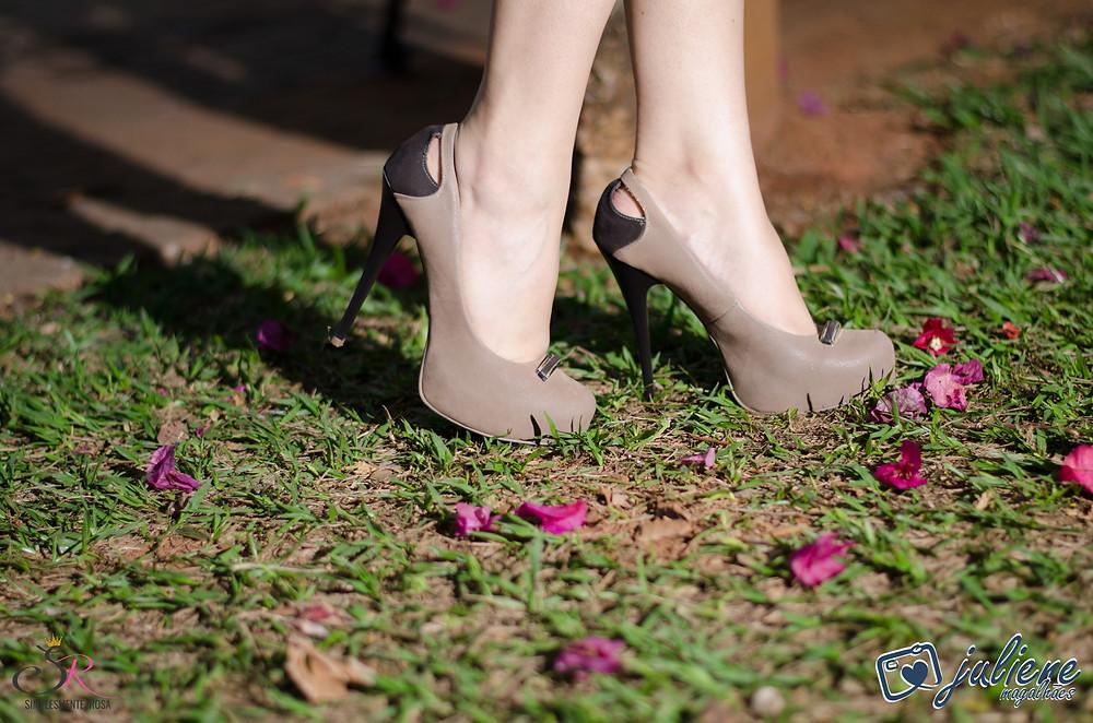 Sapato-marrom