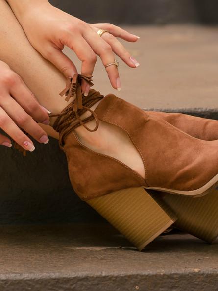 Vídeo resenha: test shoes botinha - Pink Basis