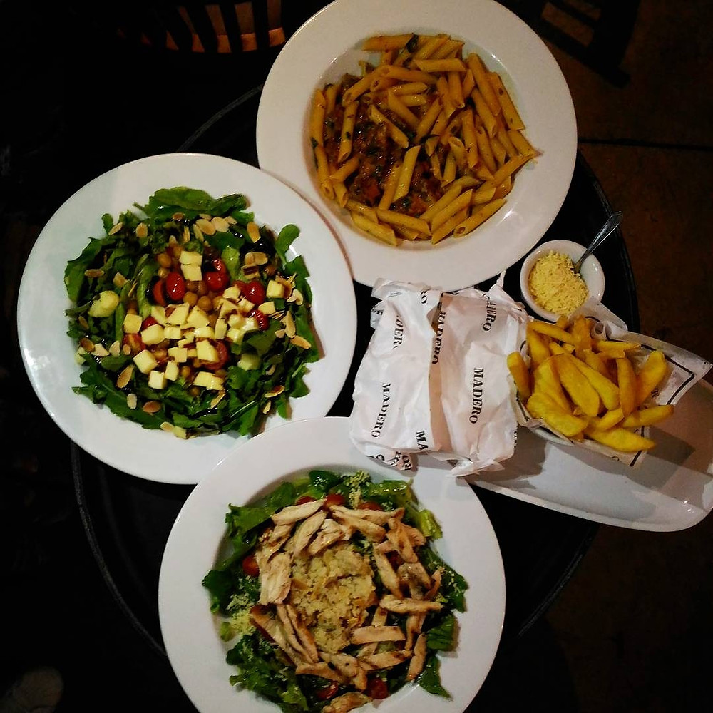 Restaurante-madero